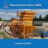 Lamella clarifier for waste water treatment                                                                         Quality Choice