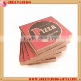 Customized logo corrugated paper pizza box                                                                         Quality Choice