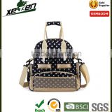 wholesale fashion diaper bag backpack baby travel nappy bag