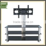 plasma tv lift lcd tv base stand bracket tv with plywood RA047