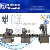 Linear Type Tea Drinks Production Line