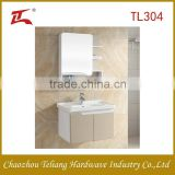 China Wholesale Traditional wall mounted vanity units for small bathrooms with marble top
