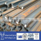 Lowest Price And High Quality 900A/A75/U71Mn Railway Steel Rail For Construction From China
