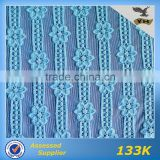 2014 navy blue lace fabric fashion lace curtain fabric dentelle lace fabric jacquard lace fabric