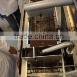 China professional small chocolate enrobing machine / chocolate machine enrobing for sale price