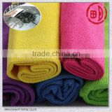 printed microfiber cleaning car drying towel
