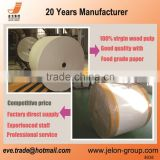 100% virgin wood pulp one side pe coated paper for hot drink cup