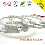 Super Bright 2835 SMD Led Flexible Light Strip 120led/m 600Leds 12V Non-Waterproof Led Strip light