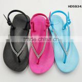 pvc/pcu Lady's Outdoor Fashion Good design Sandals. Beach New Summer Good Soft Sandals