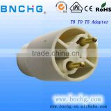 Hot Sales fluorescent Light T8 to T5 Lamp Holder Adapter