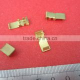 factory supply brass metal small bracelet spring hinge