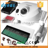 Professional Finger Toe Nail Care Electric Nail Drill Machine Manicure Pedicure Kit Electric Nail Art File Drill