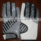 Customized American Football Gloves/ Football Receiving gloves