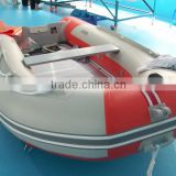 new 0.9mm high quality inflatable pontoon fishing boat, plastic small fishing boats,inflatable fishing boat