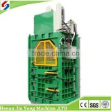 2015 Hot Sell Good Quality CE Approved Used Clothing Baling Machine