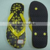 663 LOULUEN New Model EVA Rubber Slippers Man Beach Flip Flops