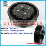 3B0820803A 3B0820803B 3B0820803C 3W0820803 DENSO 7SEU16C ac compressor clutch pulley for Audi VW 7pk 120mm