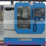 3 axis XH7125 cnc vertical machining center with taiwan high speed spindle factory manufacturing price