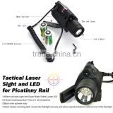800m red beam laser sight mili-dot with LED for gun or rifle