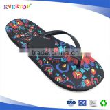 2016 cheap wholesale chinese style rubber footwear women Slipper Slide Flip Flops Women Sandals flip flops