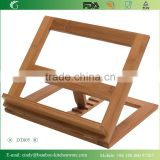 DT006 Bamboo Material FPD Watching Holder