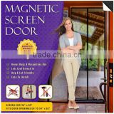 New Fashion Style Good Quality Magic Magnetic Insect Door Screen Net Fly Bug Mosquito Mesh Portiere Curtain