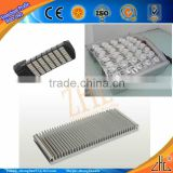 New! 6061/6063 alloy aluminium heatsinks, LED lighting round aluminium heatsinks, based aluminium led heatsink