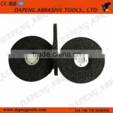 4.5'' 115 x 6 x 22 MM China Resin bonded Abrasive Grinding Wheel for Metal , S S , Marble etc.