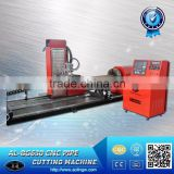 5-Axis CNC Flame and Plasma Cutter for Round Pipe and Square Tube