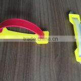 Different type small plastic handles
