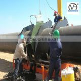 1400mm large diameter pe pipe extrusion line pe pipe manufacturers in dongguan
