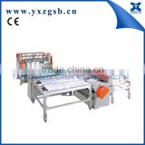 Hydraulic automatic aluminum section cutting machine