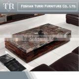 modern nature marble living room coffee table center table