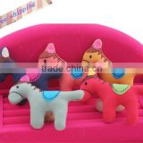 Hot sell Fabric Horse Sewing toy pattern DIY Animal Decoration supplies Accessoriesmade in China