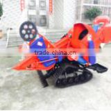 Multifunction for 2 row sweet corn harvester in factory