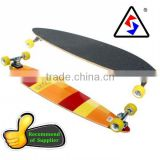 ABEC-11 cheap longboard complete