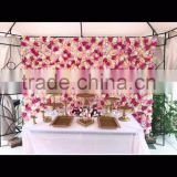 wedding/birthday/party /festival flowers &wreaths type wall backdrop decorative flowers