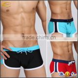 Ecoach high quality sexy fashion european swimwear mens quick dry design your own swim trunks