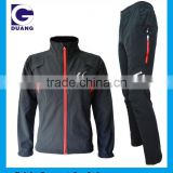 Winter Road Bike Clothing Set Warm Polar Fleece Jackets And Pants Suits Outdoor Sports Wear