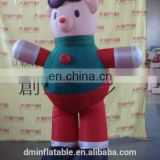 2014 inflatable costumes walking mascot for advertising