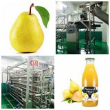 pear juice processing line