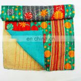 Wholesale Indian Vintage Handmade Cotton Kantha Quilt