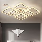 modern LED ceiling light remote controlling aluminum ceiling lighting for bedroom/living room indoor ceiling lamp
