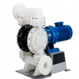 Electric Operated PP/Teflon /Stainless Steel Diaphragm pump