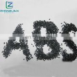Black color Virgin ABS Resin Acrylonitrile Butadiene Styrene resin/ABS plastic materials