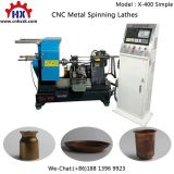 High Speed Series cc Metal Lamp Shape Brass Spinning Machine