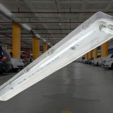 For USA market ip65 led linear lighting fixture for garage parking lots