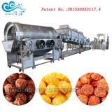 Ball Shape Mushroom Popcorn Processing Line For Sale