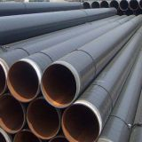 3PE anti-corrosion insulated steel tube spiral steel tube
