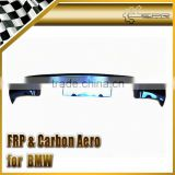 For BMW E46 Carbon Fiber M3 CSL Rear Half Bumper